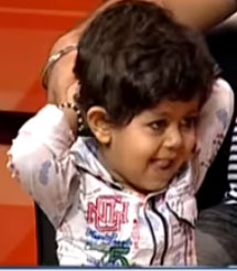 2 year old google guru child GK master