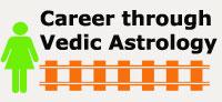 Career through vedic astrology