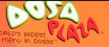 Dosa Plaza Logo