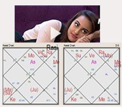 Sonakshi Sinha Horoscope
